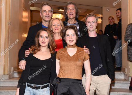 Editorial picture of Theatre premiere of Wir sind Die Neuen, Berlin, Germany - 30 Apr 2017