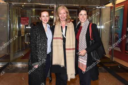 Denise Zich, Katja Weitzenboeck and Julia Bremermann