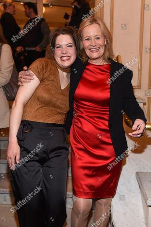 Annelena Mueller and Claudia Rieschel