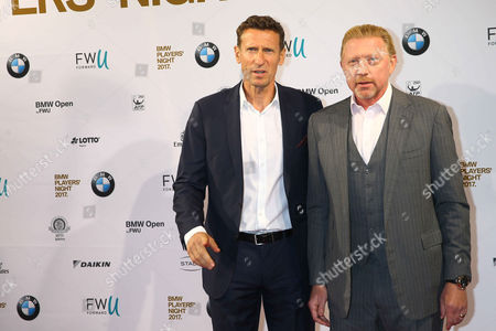 Editorial picture of BMW Players Night, Munich, Germany - 30 Apr 2017