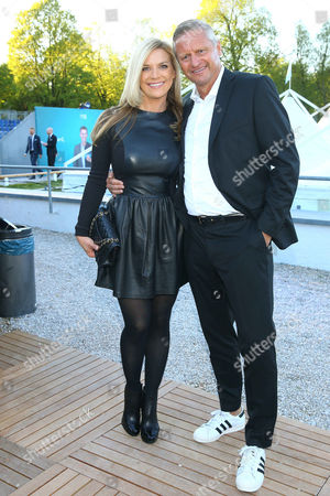 Stefan Bloecher, wife Tina