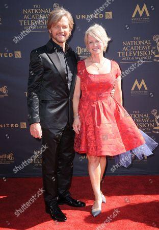 Stock Photo of Stephen Nichols, Mary Beth Evans