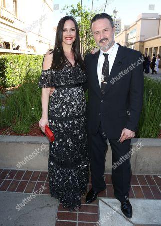 David Arquette, Christina McLarty