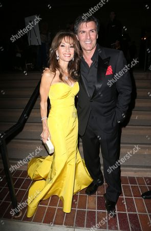 Stock Photo of Susan Lucci, Vincent Irizarry