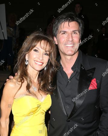 Stock Picture of Susan Lucci, Vincent Irizarry