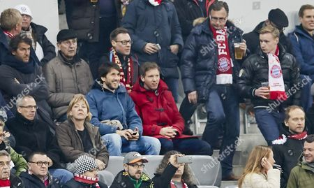 Editorial image of Bundesliga: VfL Wolfsburg vs FC Bayern Munich, Wolfsburg, Germany - 29 Apr 2017