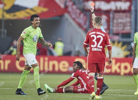 Editorial picture of Bundesliga: VfL Wolfsburg vs FC Bayern Munich, Wolfsburg, Germany - 29 Apr 2017