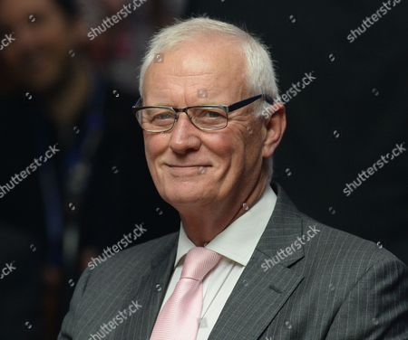 Barry Hearn during the World Snooker Final