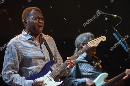 Robert Cray and Richard Cousins