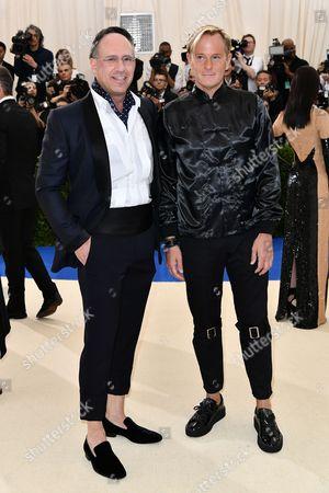 Andrew Saffir and Daniel Benedict