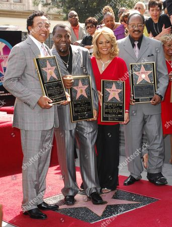 William 'Smokey' Robinson, Warren 'Pete' Moore, Claudette Robinson, Robert 'Bobby' Rogers