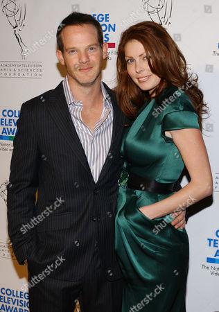 Stock Image of Jason Gray-Stanford and Margot Boecker