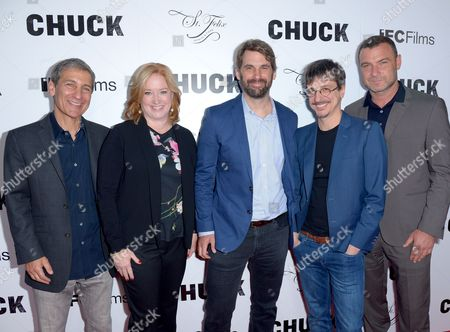 Editorial picture of 'Chuck' film premiere, Arrivals, Los Angeles, USA - 02 May 2017