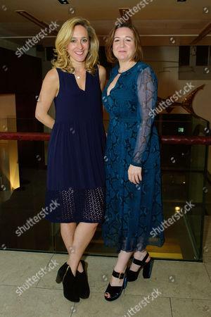 Kate Pakenham and Josie Rourke