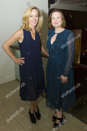 Kate Pakenham (Executive Producer) and Josie Rourke (Artistic Director)