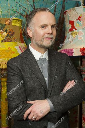 Stock Picture of Peter McKintosh (Designer)