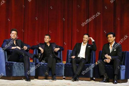 Il Divo - David Miller, Sebastien Izambard, Urs Buhler, Carlos Marin
