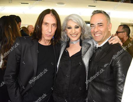 Edward Tricomi, Francisco Costa, Linda Fargo