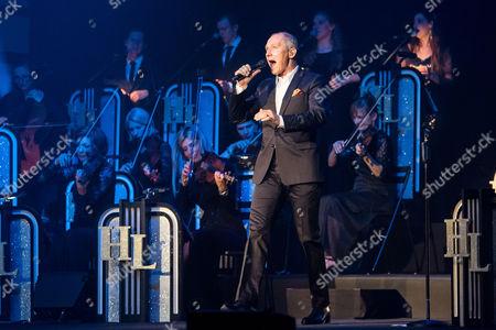 Helmut Lotti in concert