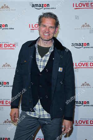 Editorial image of Premiere of the Amazon Original Series I Love Dick, Munich, Germany - 02 May 2017