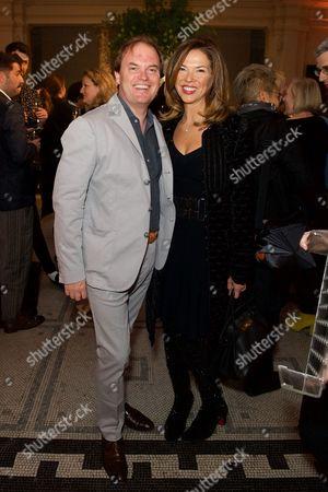 Lord Harry Dalmeny and Heather Kerzner