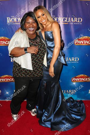 Editorial photo of 'The Bodyguard' Opening Night at the Pantages Theater, Los Angeles, USA - 02 May 2017