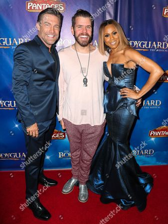 Editorial picture of 'The Bodyguard' Opening Night at the Pantages Theater, Los Angeles, USA - 02 May 2017