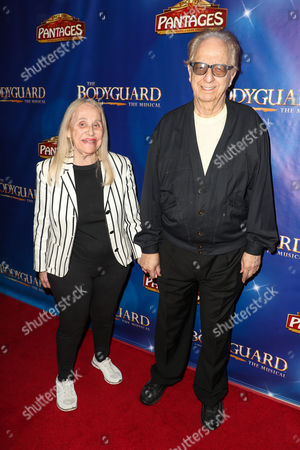 Stock Photo of Guest and Norby Walters