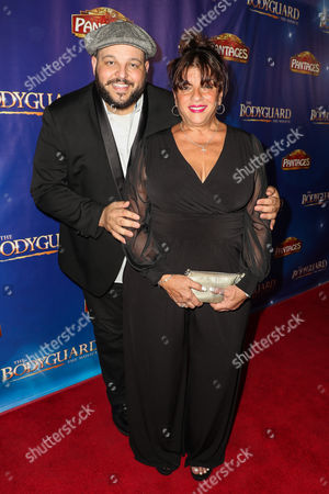 Daniel Franzese and his mother