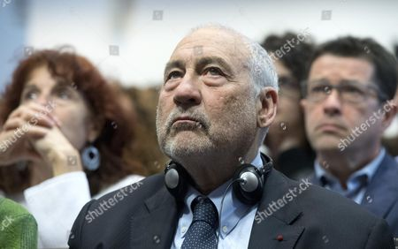 Stock Picture of Joseph Stiglitz