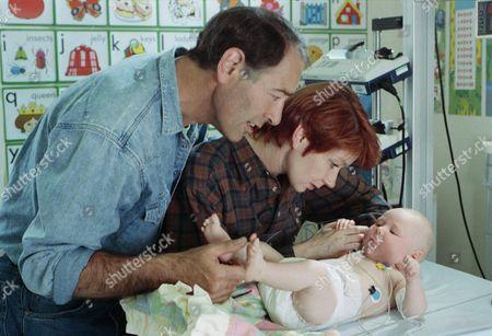 Editorial photo of 'Emmerdale' TV Series - Jul 1994