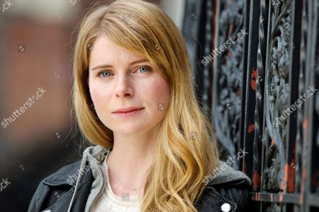 Editorial picture of Author Emma Cline photoshoot, Brooklyn, New York, USA - 19 Apr 2017