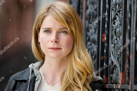 Editorial image of Author Emma Cline photoshoot, Brooklyn, New York, USA - 19 Apr 2017
