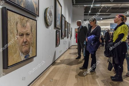 Stock Picture of Charles Kennedy by Keith Breeden