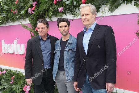 Lawrence Wright, Tahar Rahim and Jeff Daniels