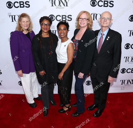 Lynn Nottage, Johanna Day and guests