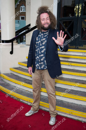 Stock Image of Justin Lee Collins
