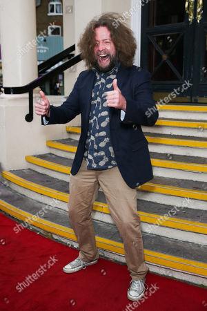 Editorial picture of Wonderland Press Night, New Wimbledon Theatre, Wimbledon, London, UK - 03 May 2017