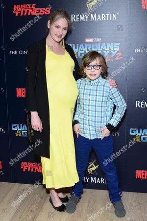 Heidi Mount and Liam Mount