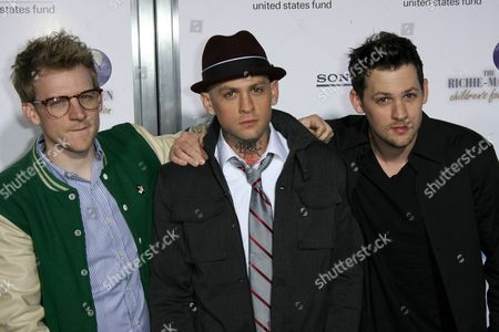 Editorial image of The Richie-Madden Children's Foundation and Sony Cierge UNICEF Tap Project Fundraiser, Los Angeles, America - 23 Mar 2009