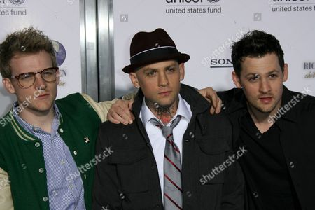 Editorial photo of The Richie-Madden Children's Foundation and Sony Cierge UNICEF Tap Project Fundraiser, Los Angeles, America - 23 Mar 2009
