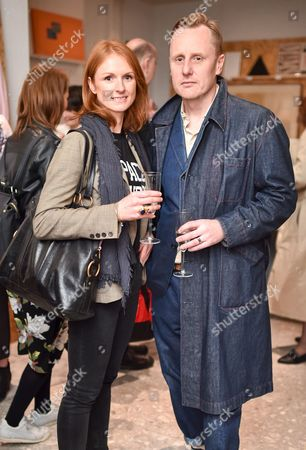 Editorial photo of ZAP Shop Art Grand Opening in London, UK - 03 May 2017
