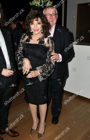 Jackie Collins, Christopher Biggins