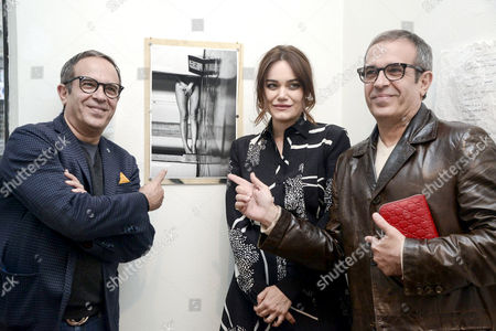 Romina Carrisi Power, Sergio Franchi, Marcello Franchi