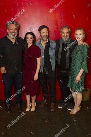 Jez Butterworth (Author), Laura Donnelly (Caitlin Carney), Paddy Considine (Quinn Carney), Sam Mendes (Director) and Genevieve? O'Reilly (Mary Carney)