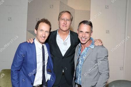 Jeffrey Seller, James Huniford and Josh Lehrer