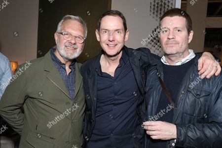 Walter Bobbie, David Frye and Patrick O'Connell