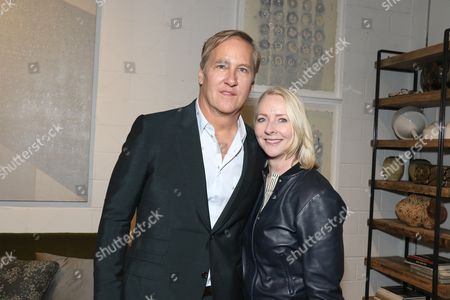 James Huniford and Linda Wells