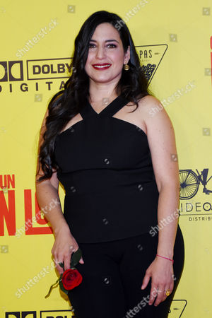 Editorial picture of 'How to Be a Latin Lover' film premiere, Arrivals, Mexico City, Mexico - 03 May 2017