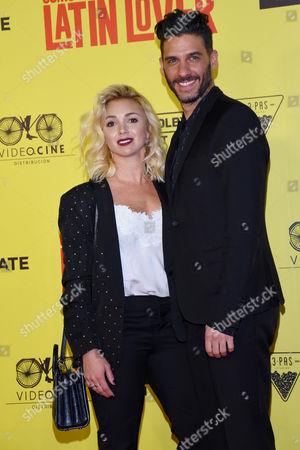 Erick Elias and Karla Guindi